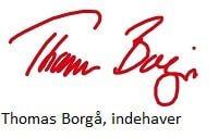 thomas underskrift