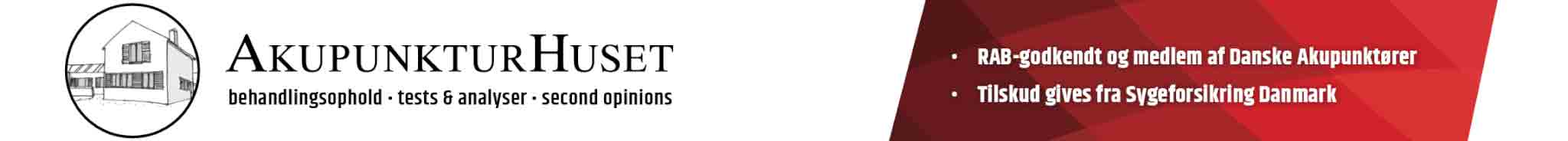 Akupunktur Huset Skive Logo